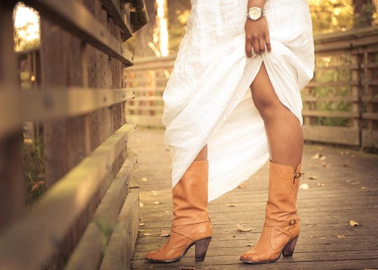 Stylingtip welke schoenen passen bij welke rok of jurk zomerjurk