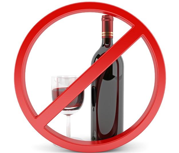 Deze gevolgen heeft de nieuwe alcoholwet voor jou verboden