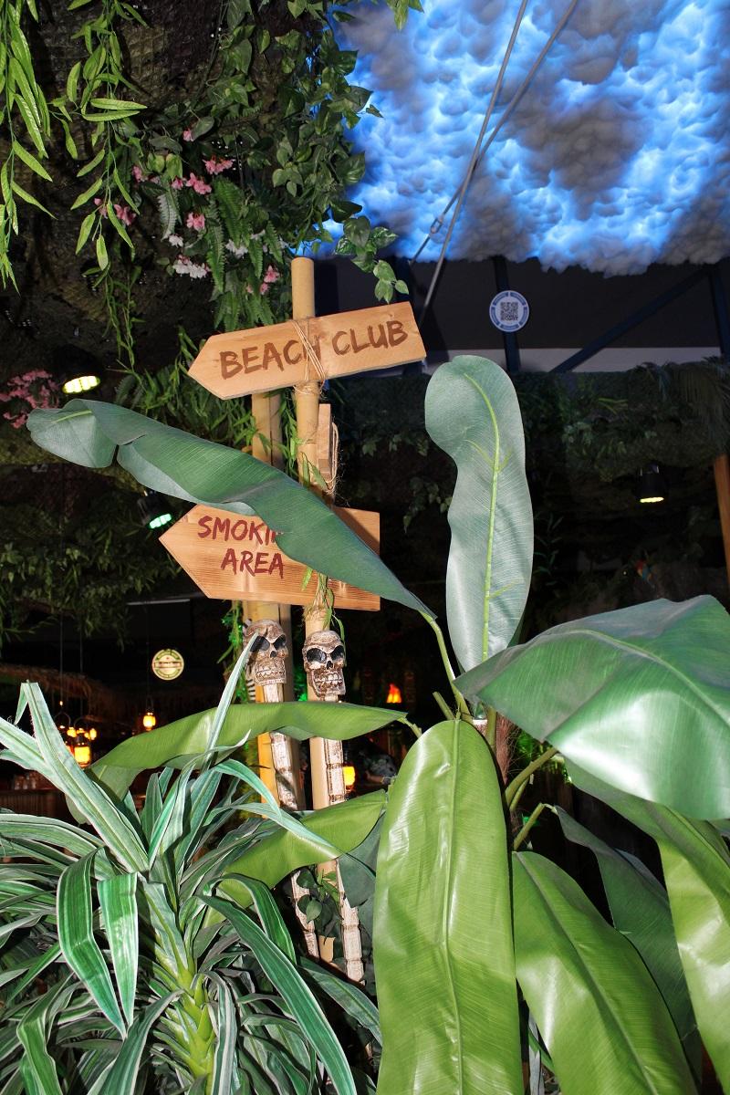 Lekker eten en vermaak voor de kinderen bij BamBoo Beach Club in Ahaus beachvibe