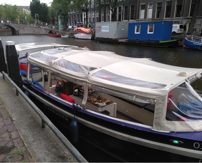 Tips voor een goedkoop dagje Amsterdam starboard boat