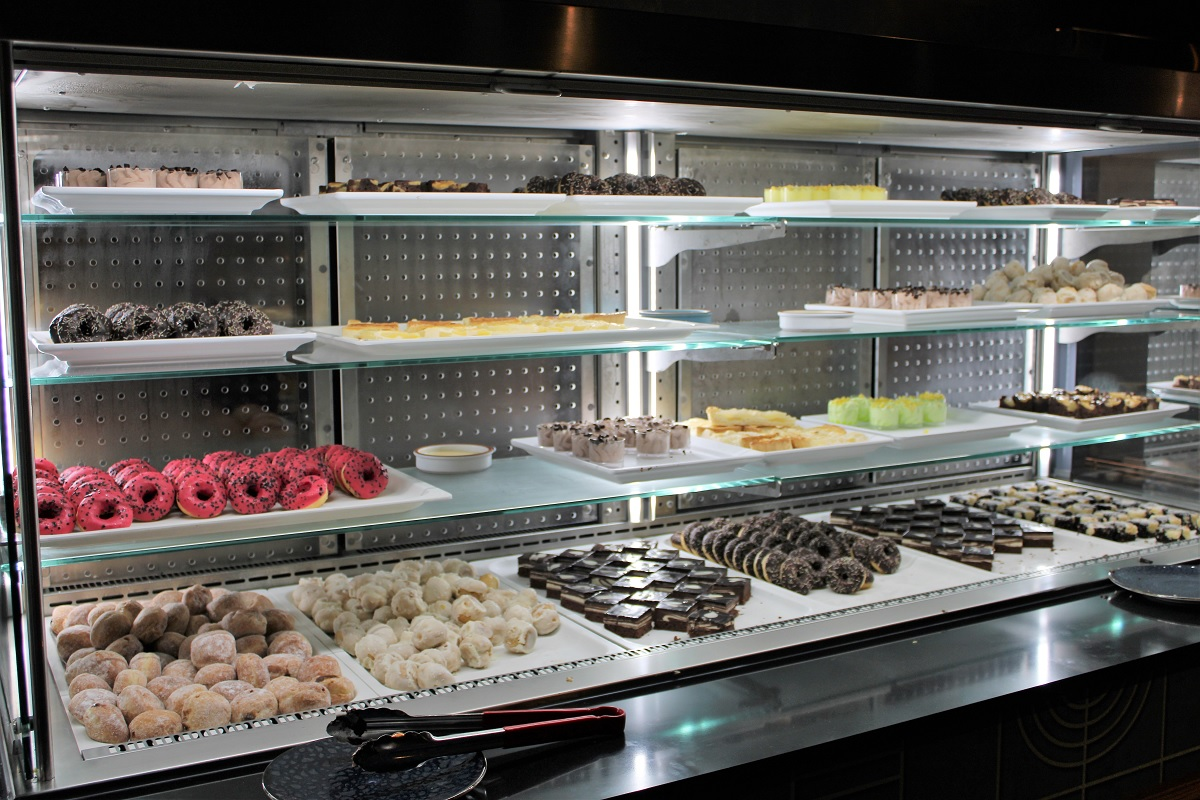 7 continenten ede Mongoolse keuken desserts