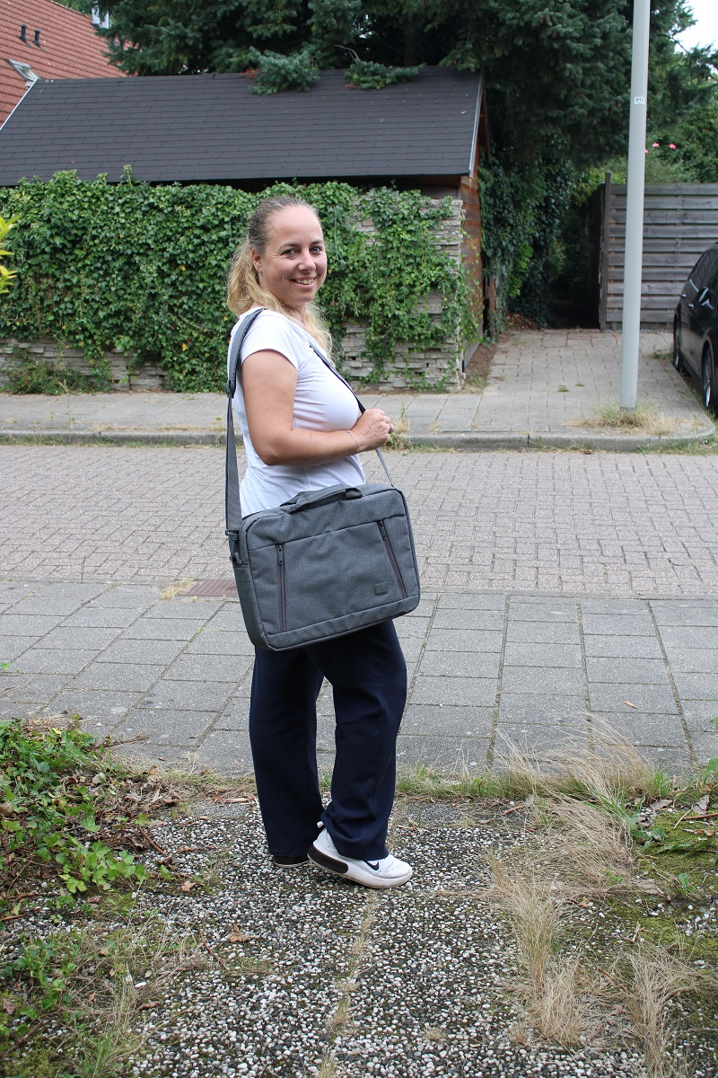 Blogbox Back to Work voor een vliegende start na de zomervakantie laptoptas