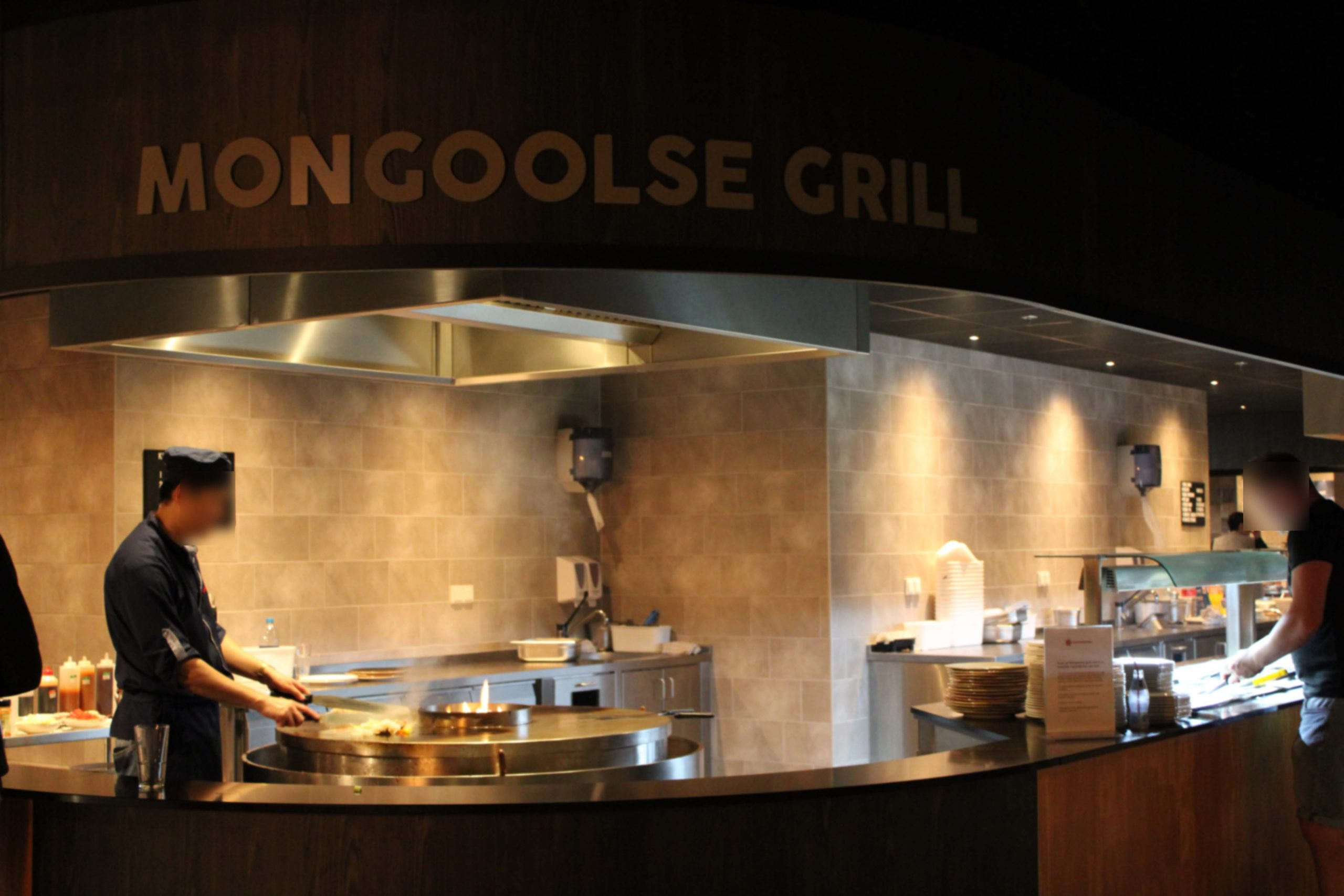 7 contintenten Ede Mongoolse keuken